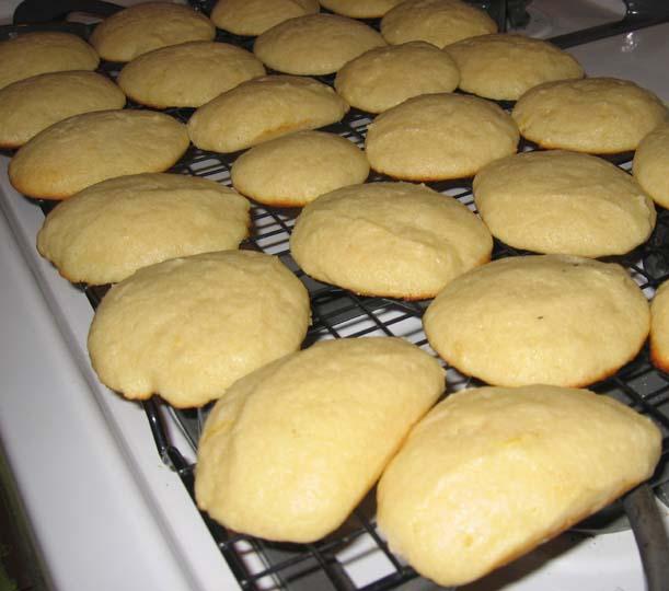 Giada Lemon Meringue Cookies
