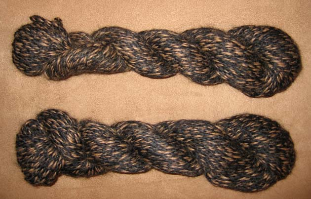 Brown Black Alpaca for Andy Gloves