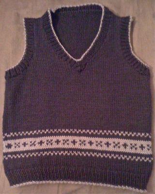 Henry's Vest