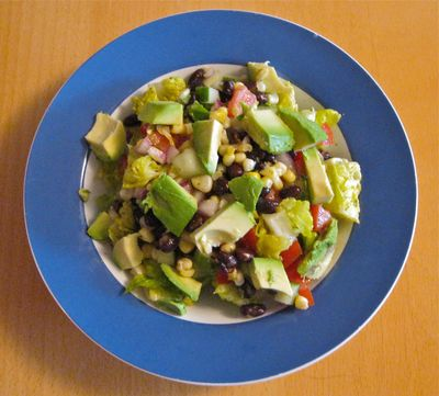 Mexican Vegan Salad