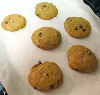 Perfect Chocolate Chip Cookies -- Updated