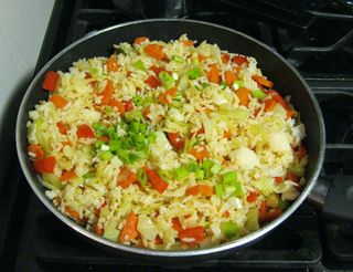 Indian Chinese Fried Rice