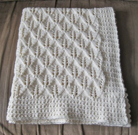 Giselle Blanket Folded