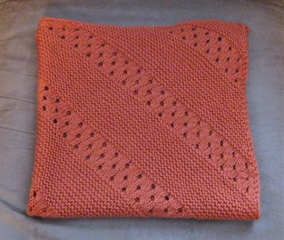 Risha Blanket Folded
