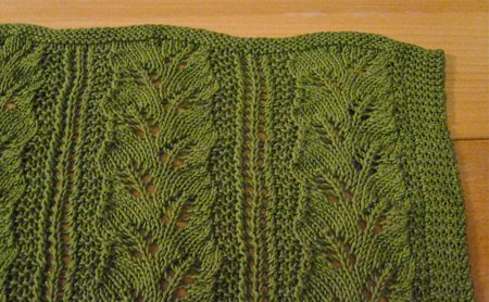 Sonali Blanket Close Up