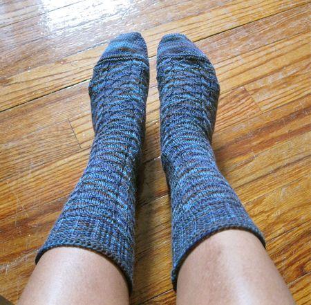 Kellswater Socks Front
