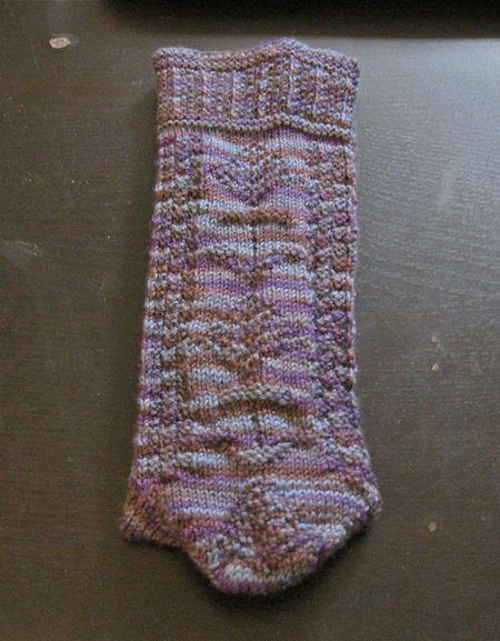 Kellswater Socks Back