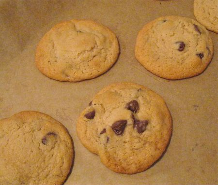 AllRecipes Chocolate Chip Cookies