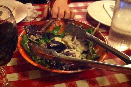 Lombardis Salad