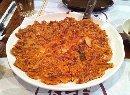 Cho Dang Gol Kimchi Jeon