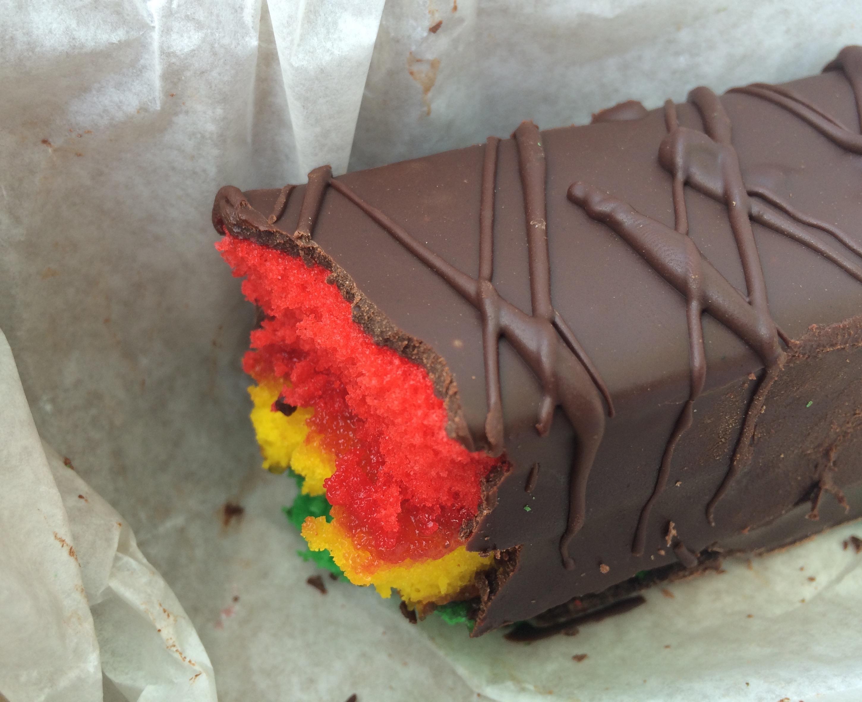 La Cheesecake - A College Point, Queens Institution - Borough Vegetarian