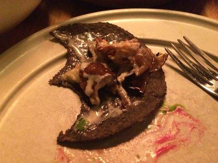 Cosme Eggplant Tortilla