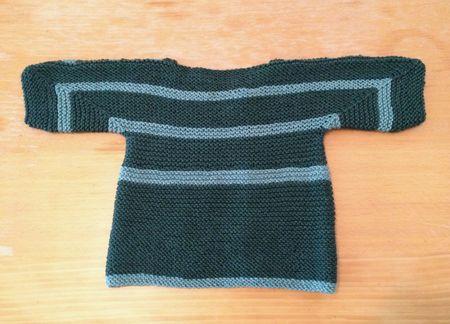 Felix Sweater Back