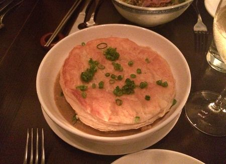 Fung Tu Curry Pot Pie