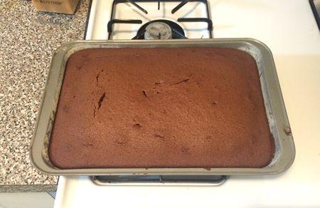 Petit Fours - Baked Cake