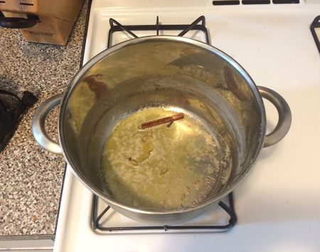 Dal Makhani v2 Butter Melting