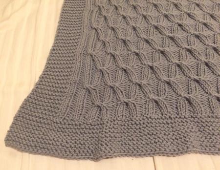 Irene Blanket Corner