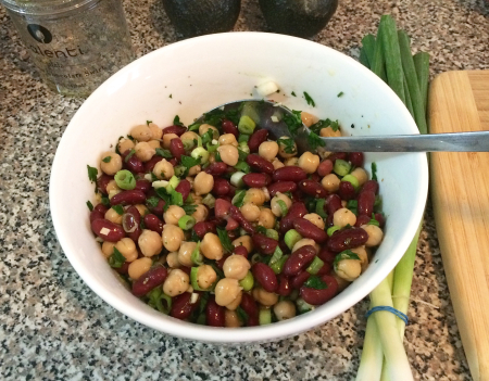 Nepenthe Bean Salad - Mixed (1)