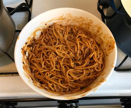 Fuchsia Dunlop Mixed Dan Dan Noodles