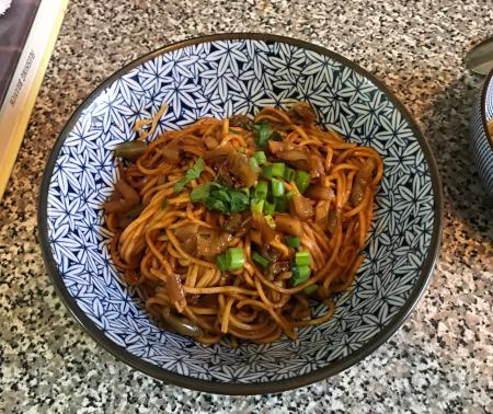 Fuchsia Dunlop Dan Dan Noodles Final