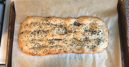 Nan e Barberi - Baked