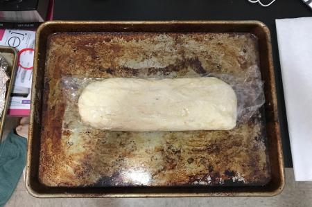 Nan e Barberi - Dough Log Risen