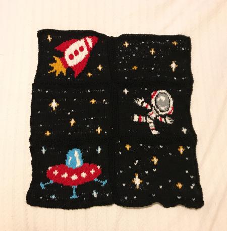 Wali Blanket Blanket Full