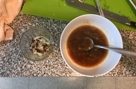 CI Sichuan Broccoli - Sauces