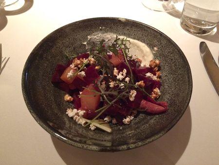 Gramercy Tavern Beet Salad