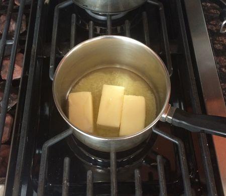 Strawberry Shortcake Melting Butter