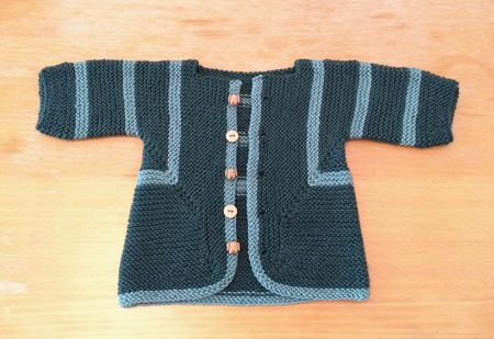 Felix Sweater Unbuttoned