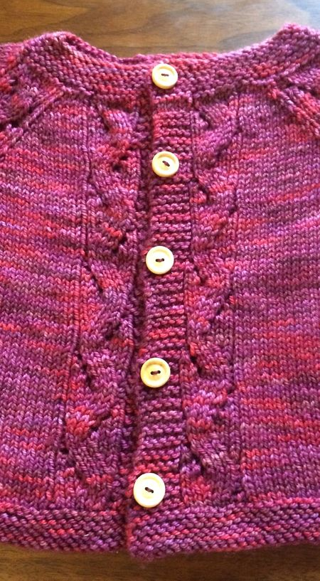 Theya Sweater Center Detailing Close Up