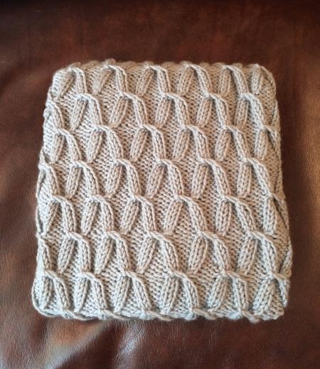 Irene Blanket Folded