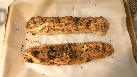 Kruse & Muer Bread - Baked