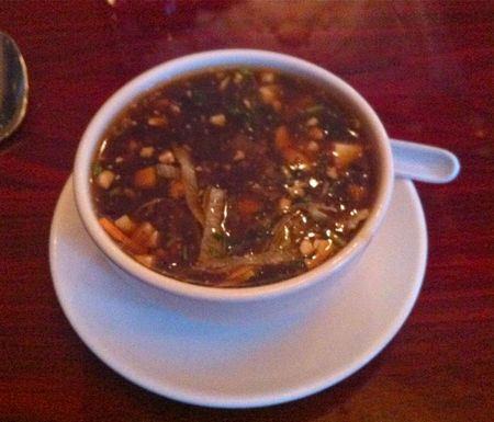Tangra Hot and Sour Soup