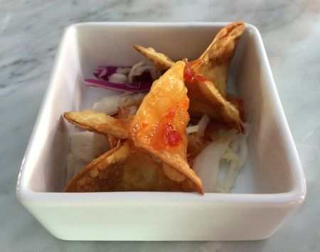 Kitchen 79 Crab Rangoon Lunch Appetizer