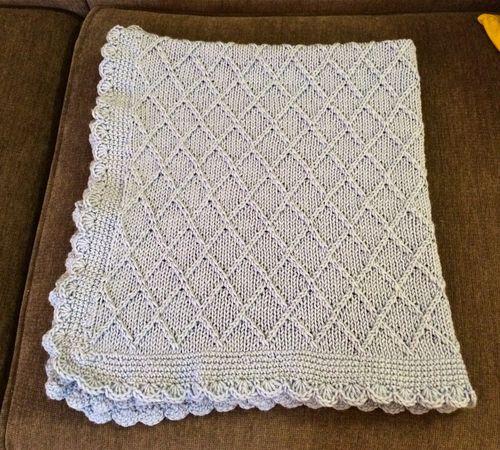 Falan Blanket Folded