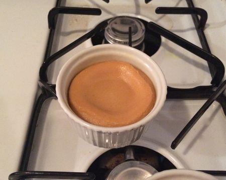 Maple Buttermilk Pie 1 Custard