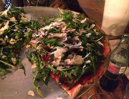 Rubirosa Arugula Pizza v2