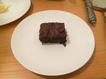 King Arthur Fudge Brownies Slice