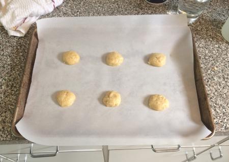 Florentine Cookies - Shaped Dough