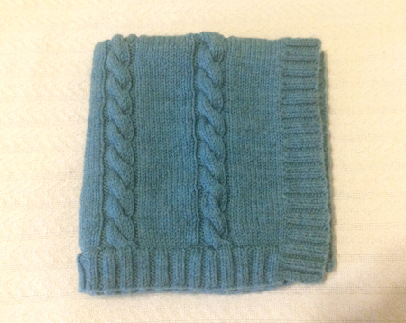 Sebastian Blanket Folded