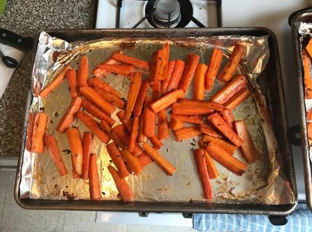 Roasted Carrots - Roasted v2