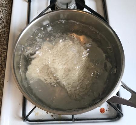 Milk St Noodles - Egg Noodles Cooking