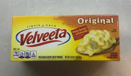 Torchy's Queso - Velveeta Package
