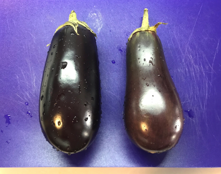 Steamed Sichuan Eggplant - Whole Eggplants