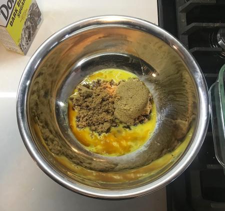 Churro Brownies - Brown Sugar and Eggs