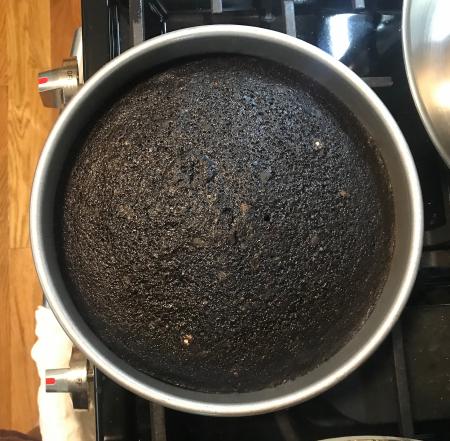 KAF Chocolate Cake - Baked (1)