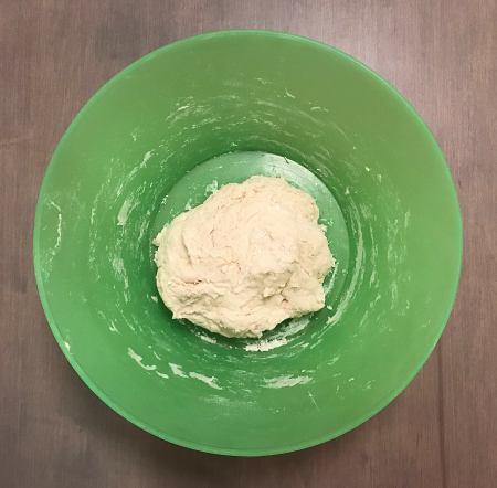Jim Lahey Pizza Dough - Dough Together