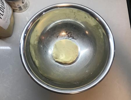 KAF Pizza Dough - Kneaded Dough